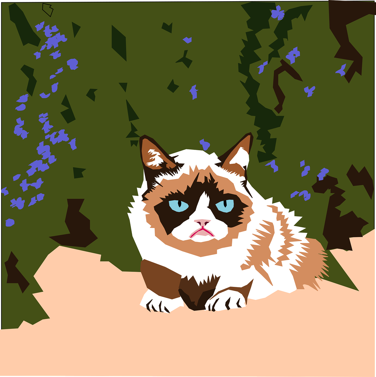 Gatos famosos en rede sociales